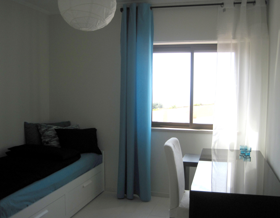 Azores Holiday Apartment – Bedroom nr 2