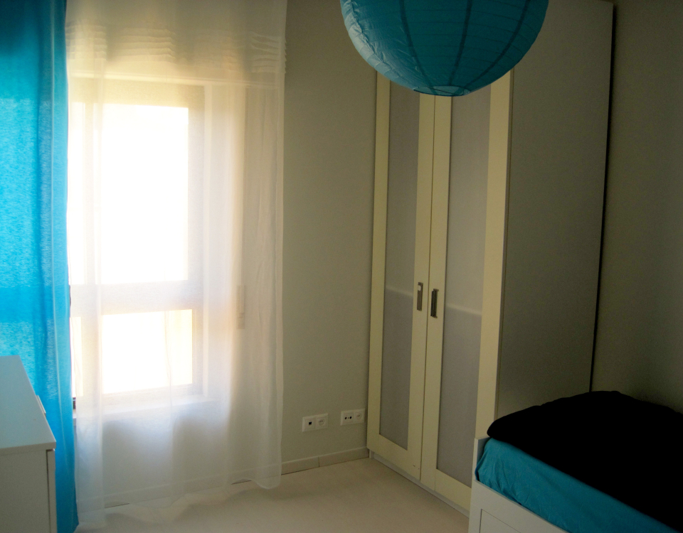 Azores Holiday Apartment – Bedroom nr 1