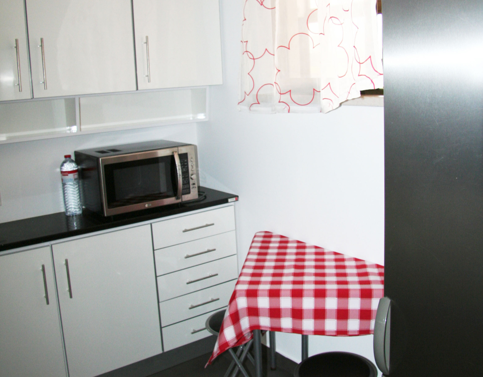 Azores Holiday Apartment – Kitchen